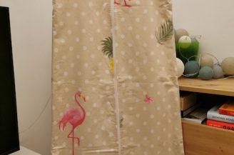 Saculet de dormit clasic (1 tog) pentru bebelusi, 18-36 luni, Babymat Handmade, model exotic